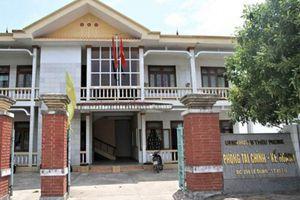 Đề nghị buộc thôi việc chuyên viên bị tố hiếp dâm nữ đồng nghiệp ở Quảng Trị