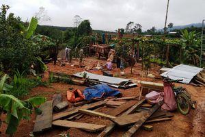 Kon Tum: Cảnh báo lũ lụt, lũ quét và sạt lở đất