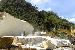 Chính sách mới: 'Chỉ tên' những loại khoáng sản làm vật liệu xây dựng được xuất khẩu