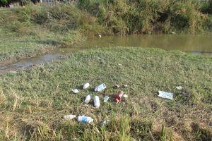Báo động rác thải thuốc BVTV