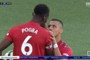 Sanchez tranh đá phạt đền với Pogba thực hư ra sao?