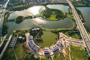 Hà Nội: Sắp có Khu đô thị rộng 30 ha ven hồ Yên Sở