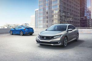 Soi trước Honda Civic 2019 sắp ra mắt tại Mỹ