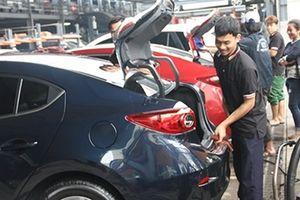 Công ty Sông Hồng đáp ứng mọi nhu cầu về xe hơi của bạn