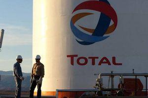 Total 'rục rịch' rút khỏi dự án khai thác khí đốt trị giá tỷ USD tại Iran