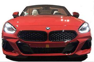 BMW Z4 thế hệ mới lộ hình ảnh đầu tiên