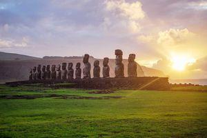 Giả thiết mới về bí ẩn Đảo Phục sinh (Chile)