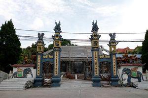 UBND TP Hà Nội yêu cầu kiểm điểm, xử lý vi phạm tu bổ đình 300 tuổi ở Ứng Hòa