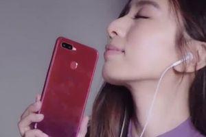 Oppo khoe tính năng hot trên smartphone F9 sắp ra mắt