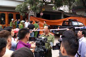 Nổ súng tại TP Điện Biên Phủ, 3 người tử vong