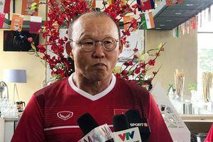 HLV Park Hang Seo nghi Nepal 'chơi chiêu' với Olympic Việt Nam
