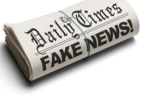 Mạng xã hội đồng lòng chống lại tin giả