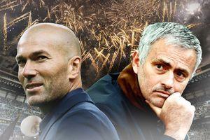 Zidane muốn thay Mourinho dẫn dắt Man Utd?