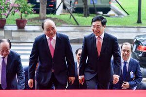 Đẩy mạnh ngoại giao kinh tế, 'đại sứ công nghệ' phục vụ phát triển