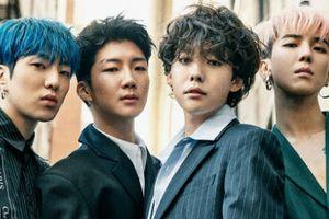 Nhóm nhạc đình đám Hàn Quốc Winner đến Việt Nam