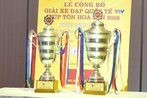 Giải đua xe đạp VTV Cup 2018 tăng thưởng cho cua-rơ giành áo vàng