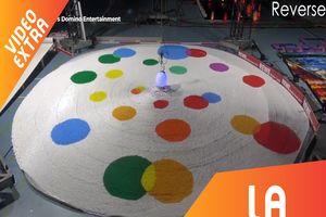 Cuộc thi đổ domino lớn nhất hành tinh