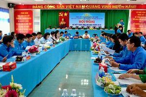 Cụm thi đua LĐLĐ các tỉnh khu vực ĐBSCL ký giao ước thi đua với 4 nhóm nội dung chính