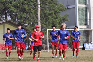 VFF can thiệp, U23 Việt Nam đã có buổi tập 'ngon lành'