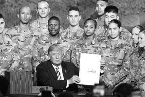 Mỹ: Tổng thống Donald Trump thông qua dự luật quốc phòng 716 tỷ USD