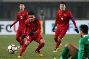 Olympic Việt Nam đấu Nepal: Đối thủ không dễ nhằn