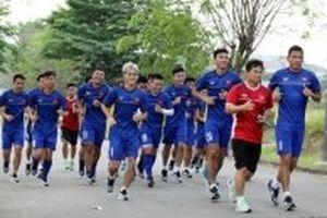 Olympic Việt Nam gặp khó khăn về địa điểm tập luyện