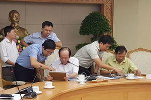 VPCP tập huấn sử dụng phần mềm quản lý văn bản và hồ sơ công việc trên Ipad