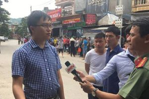 Vụ nổ súng ở Điện Biên: Nạn nhân cầu cứu trước khi bị bắn