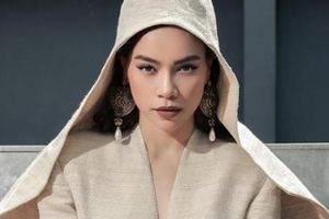 Hà Hồ tung bộ ảnh thời trang chất phát ngất, tuyên bố 'làm việc mình thích'