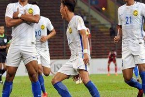 Kết quả bóng đá nam ASIAD 2018 (ngày 15.8): Olympic Malaysia gây bất ngờ