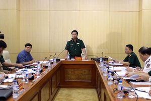 Đẩy nhanh tiến độ hoàn thiện Nghị định của Chính phủ về phòng thủ dân sự