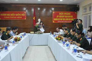 Góp ý dự thảo Luật Cảnh sát biển Việt Nam