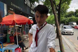 Vinasun sa thải tài xế taxi mắng chửi, ném chai nước vào nữ hành khách ở TP.HCM