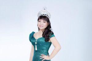 Á khôi Hồ Thị Thanh Hương lộng lẫy trong vai trò giám khảo chung kết cuộc thi Tìm Kiếm Thiên Tài Nhí 2018