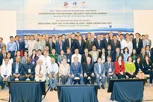 Tăng cường phát triển đội ngũ chuyên gia về Biển Đông