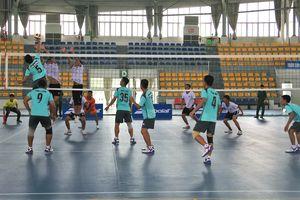 Khai mạc Giải bóng chuyền nam BĐBP bảng Đ, khu vực 2