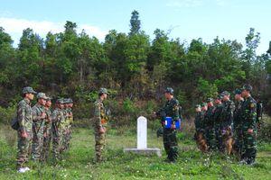 Lực lượng bảo vệ biên giới của đất nước 'triệu voi'