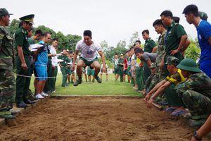 BĐBP Đồng Tháp tổ chức hội thao thể dục thể thao năm 2018
