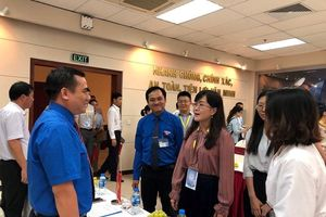 Đoàn đại biểu cấp cao Đoàn TNCS Trung Quốc thăm VNPT
