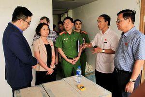 Chủ tịch Ba Đình: Các tòa nhà lớn, khách sạn cao cấp có dễ vào đâu