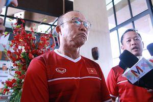 HLV Park Hang Seo: 'Cầu mong Nepal đá tấn công trước U23 Việt Nam'