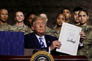 Quốc hội Mỹ ra tối hậu thư cho Tổng thống Trump