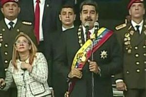 Venezuela bắt hai tướng quân đội trong vụ ám sát hụt Tổng thống Maduro