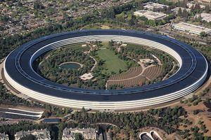 Apple kê khai trụ sở làm việc của mình có giá chỉ 200 USD để được giảm thuế