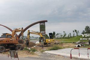 Bà Nguyễn Thị Huyền đã nhận tiền bồi thường thu hồi đất, bàn giao mặt bằng thi công dự án