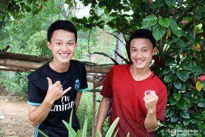 Nghệ An: Hai cặp song sinh cùng đỗ vào đại học
