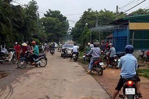 Nghi án chồng sát hại vợ và con 7 tháng tuổi rồi tự tử ở Đồng Nai