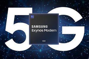 Samsung Exynos 5100 chính thức trở thành modem 5G đầu tiên trên thế giới