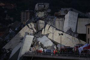 Hé lộ nguyên nhân thảm họa sập cầu kinh hoàng ở Italy