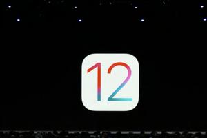 iOS 12 gặp lỗi bất thường trước thời điểm ra mắt